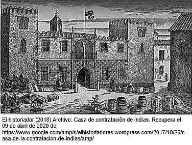Casa de Contratación de Sevilla.