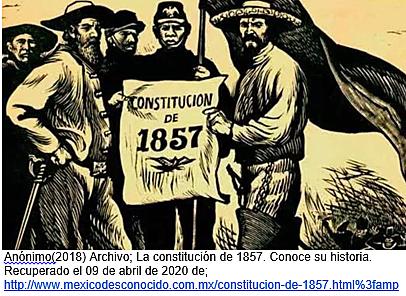 Se crea la Constitución