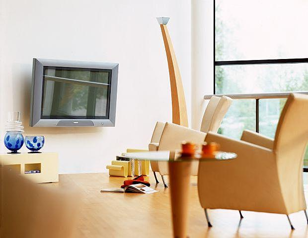 Philips Flat TV: el primer televisor con pantalla plana
