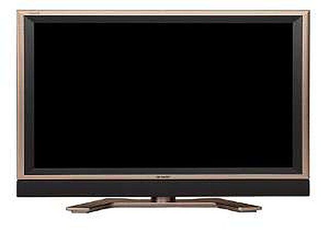 Sharp presenta la televisión de cristal líquido más grande del mundo