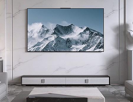 Huawei lanza su primera TV OLED con Harmony OS y cámara retráctil