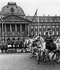 Alemanya conquesta Bèlgica
