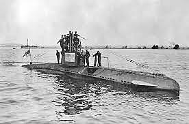Alemanya utilitza submarins per la guerra