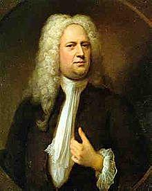 Nacimiento de Händel
