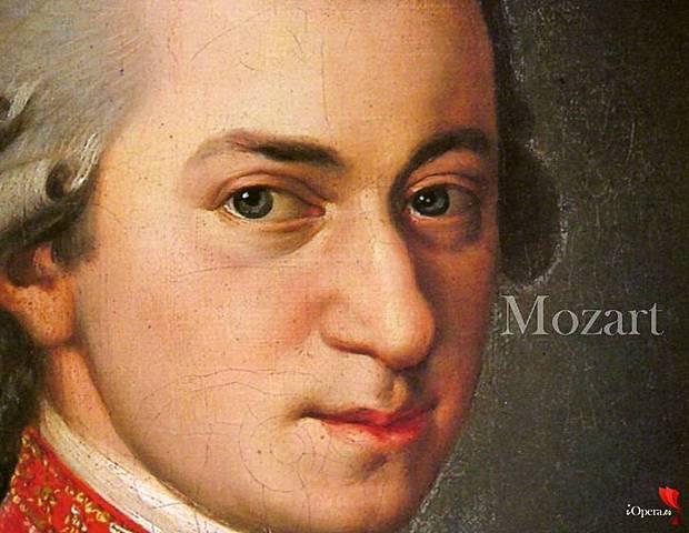 Nacimiento de Wolfgang Amadeus Mozart