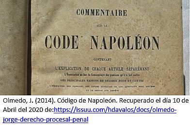Código de Procedimientos Penales.