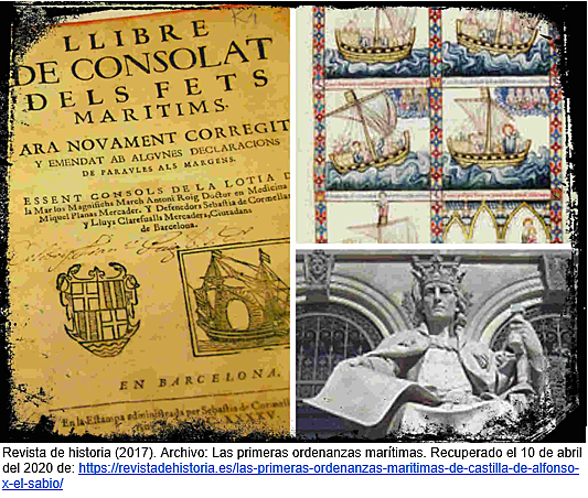 Ordenanzas del comercio marítimo. (Colbert)