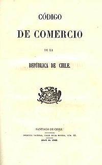 Se expide el Tercer Código de Comercio con vigencia del 10 de enero de 1890