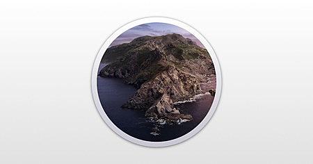 """Mac OS X 10.14 """"Catalina"""""""