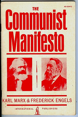 Marx/Engles: Manifesto del Partito Comunista
