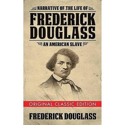 Publication of Federick Douglas Narrative