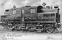 Siemens crea la inventa locomotora.