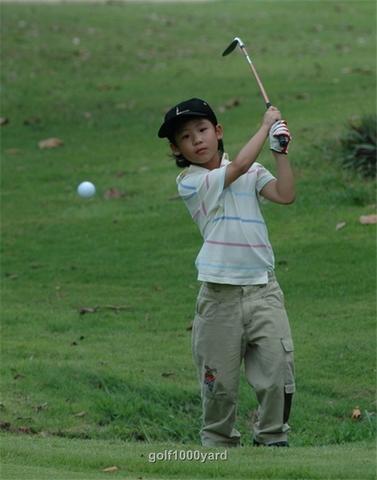 First Golf Tournament