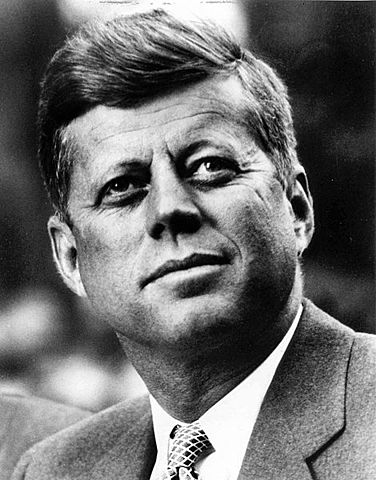 Jonh Kennedy arriba a la presidència de EE.UU.