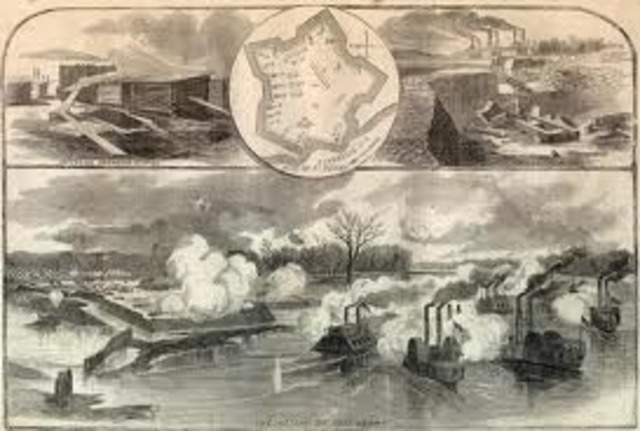 Forts Donelson & Henry