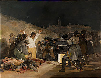 Els afusellaments del 3 de Maig de 1808 Goya.