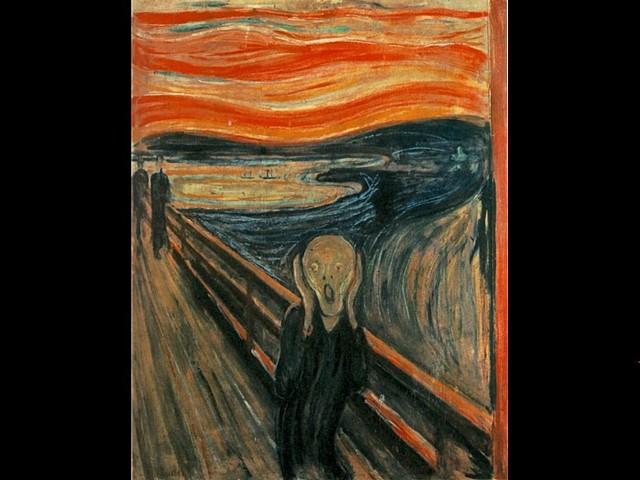 El crit d'Edward Munch.