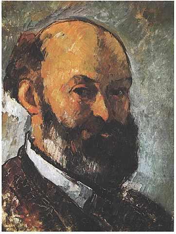 Exposició retrospectiva de Cézanne.