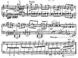 Sistema musical atonal.