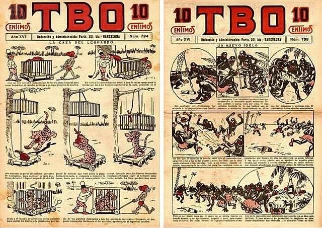 Apareix el TBO.