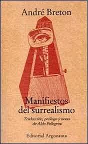 Manifest surrealista per André Breton.