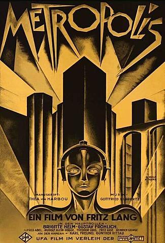 Metròpolis dirigida per Fritz Lang