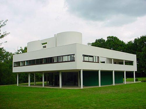 La Ville Savoie de Le Corbusier.