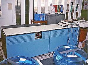 Clasificacion Segun su Tamaño y Capacidad (Computadora Central o Mainframe)