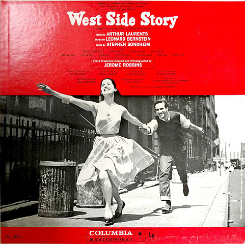S'estrena a Broadway Wes Side Story