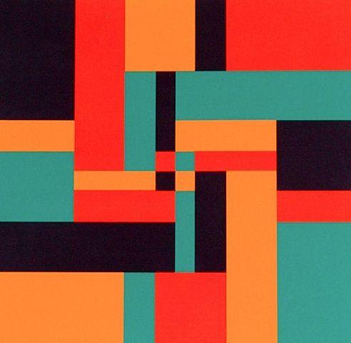 """Surt la corrent artística """"Nova abstracció"""""""
