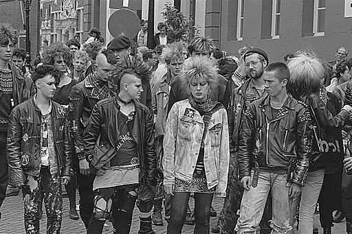 Moviment punk