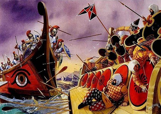 Batalla de Salamina