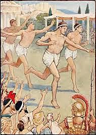 Exclusió dels Espartants als Jocs Olímpics