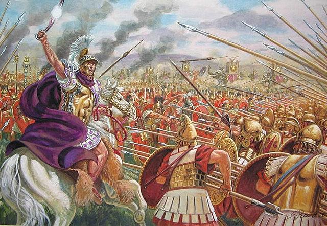 Comença l'era Romana