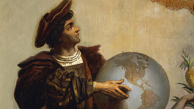 Christopher Columbus' Discovery