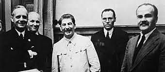 Pacte Germano Soviétique