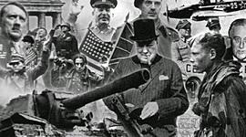 Les grandes dates de la Seconde Guerre mondiale (1939-1945) timeline