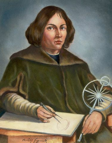 """Nicolaus Copernicus's """"On the Revolutions of the Heavenly Spheres"""""""
