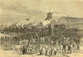 Railroad Strike