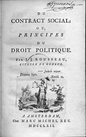 "Jean-Jacques Rousseau's ""The Social Contract"""