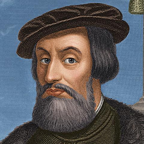 Hernan Cortes (1519)