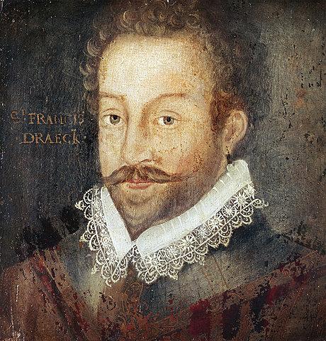 Francis Drake (1577)