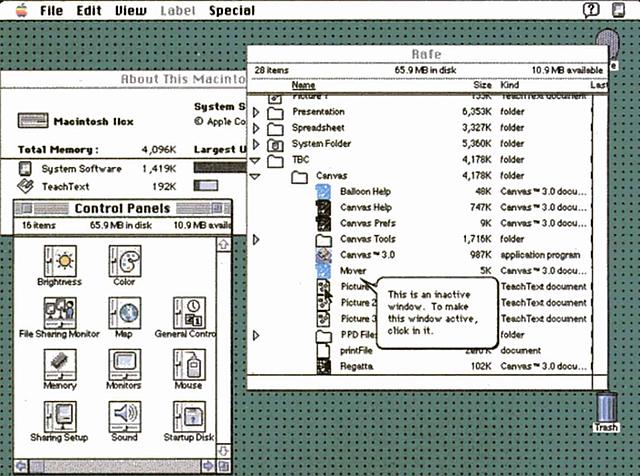 System 7.6.1