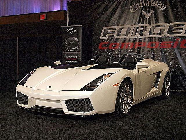 Lamborghini concept S: 5L V10