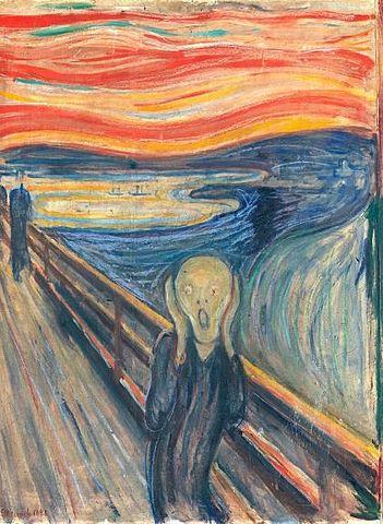 El crit, Munch