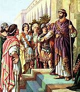 Rehoboam reigns over Judah