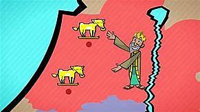 Jeroboam build 2 golden calves