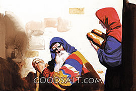 Jeroboam's son Abijah dies