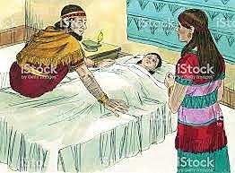 Ahijah Prophesies that Jeroboam's Son Will Die