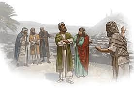 Rehoboam Becomes King over Judah